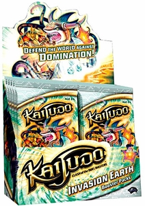 Kaijudo Trading Card Game Invasion Earth Booster Box [24 Packs]