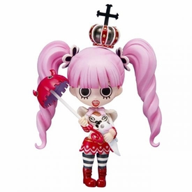 One Piece Bandai Chibi Arts 4 Inch Action Figure Perona