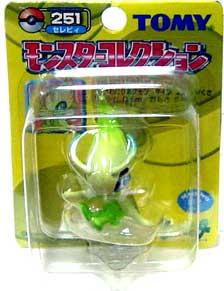 Pokemon Mini PVC Figure #251 Celebi