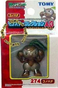Pokemon Mini PVC Figure #274 Nuzleaf