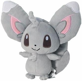 Pokemon TOMY 8 Inch Basic Plush Minccino