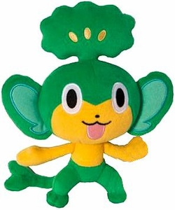 Pokemon TOMY 8 Inch Basic Plush Pansage