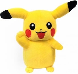 Pokemon TOMY 8 Inch Basic Plush Pikachu