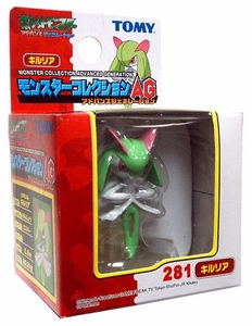 Pokemon Mini PVC Figure #281 Kirlia