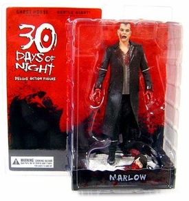 30 Days of Night Series 1 Action Figure Marlow (Nosferatu Leader) [Includes Build-A-Figure Lillith Piece!]