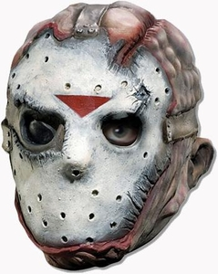 Friday the 13th Costume Jason Mask (Adult Size) #3322
