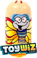 Mighty Beanz Series 3 Common Bug To Beauty Single #133 Butterfly Bean