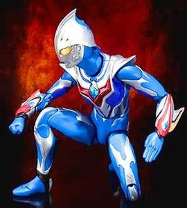 Ultraman Ultra-Act  6 Inch Action Figure Nexus Junis Blue Pre-Order ships April
