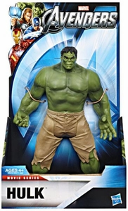Marvel Avengers Movie Deluxe 8 Inch Action Figure Hulk