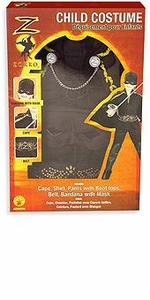 The Legend of Zorro #41043 Prop Zorro Accessory Set