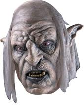 The Lord of the Rings #4121 Orc Overseer Mask Costume Accessory (One Size)
