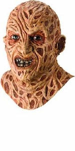 Nightmare on Elm Street Costume Freddy 3/4 Adult Vinyl Mask #4167