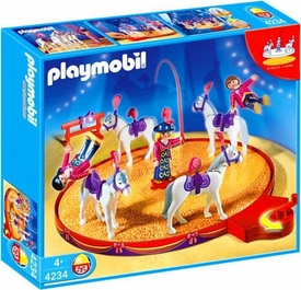 Playmobil Circus Set #4234 Horse Dressage with Arena