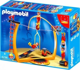 Playmobil Circus Set #4236 Tightrope Artists