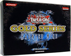 YuGiOh 5D's Gold Series 5: Haunted Mine Booster Pack [25 Cards] BLOWOUT SALE!
