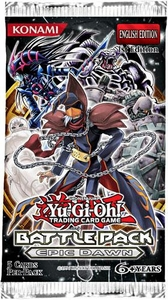 YuGiOh Epic Dawn: Battle Pack 1 Booster Pack
