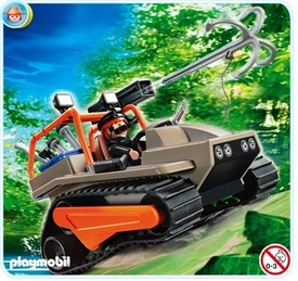 Playmobil Treasure Hunters Set #4846 Treasures Robbers Crawler