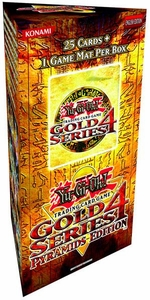 YuGiOh 5D's Gold Series 4: Pyramids Edition Booster Pack [25 Cards & 1 Game Mat]