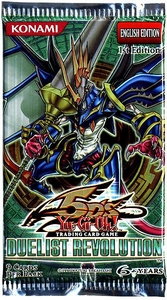YuGiOh 5D's Duelist Revolution Booster Pack