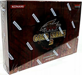 YuGiOh Gold Series 3 2010 Exclusive Limited Edition Booster Pack [25 Cards]