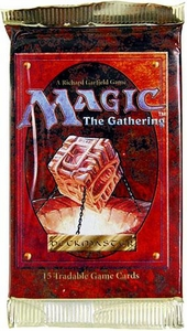 Magic the Gathering Fourth 4th Edition Booster Pack