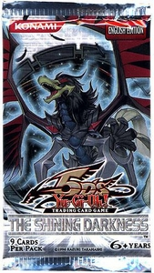 YuGiOh 5D's Shining Darkness Booster Pack