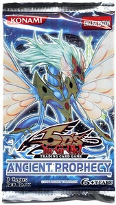 YuGiOh 5D's Ancient Prophecy Booster Pack