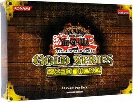 YuGiOh Gold Series 2 2009 Exclusive Limited Edition Booster Pack [25 Cards]
