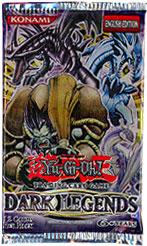 YuGiOh Dark Legends Exclusive Booster Pack