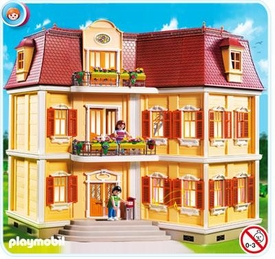 Playmobil Doll's House Set #5302 Large Grand Mansion