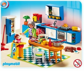 Playmobil Doll's House #5329 Grand Kitchen