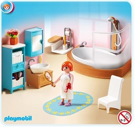 Playmobil Doll's House #5330 Grand Bathroom