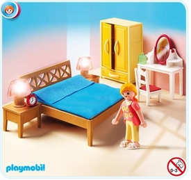 Playmobil Doll's House #5331 Parents Bedroom