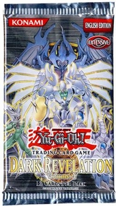 YuGiOh GX Dark Revelation Volume 4 Booster Pack