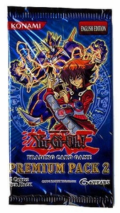 YuGiOh Premium Pack 2 Promo Booster Pack [5 Cards]