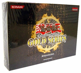 YuGiOh Gold Series 1 2008 Exclusive Limited Edition Booster Pack [25 Cards]