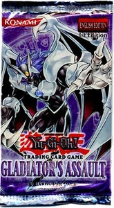 YuGiOh GX Gladiator's Assault Booster Pack
