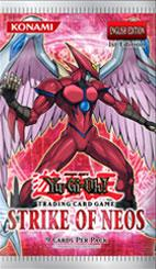 YuGiOh GX Strike of Neos Booster Pack