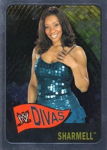 Topps CHROME WWE Heritage Trading Card Diva # 59 Sharmell