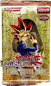 YuGiOh Dark Revelation Volume 1 Booster Pack