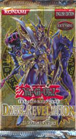 YuGiOh Dark Revelation Volume 2 Booster Pack