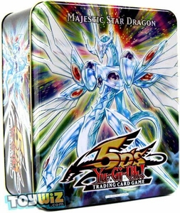 YuGiOh 5D's 2009 Wave 2 Collector Tin Set Majestic Star Dragon [Yusei Fudo]