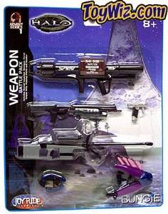Halo ToyWiz.com Exclusive 1/6 Scale Accessory Weapons Pack