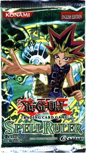 YuGiOh Spell Ruler [Magic Ruler] Booster Pack