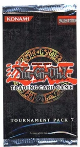 YuGiOh Tournament Pack 7 Booster Pack