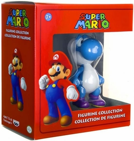 Super Mario BanPresto 5 Inch Figurine Collection Yoshi [Blue]