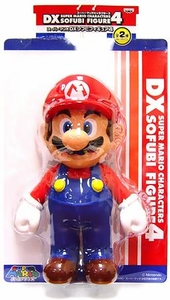 Super Mario Brothers BanPresto 9 Inch DX Series 4 Vinyl Figure Mario