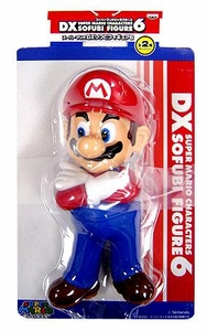 Super Mario Brothers BanPresto 9 Inch DX Series 6 Vinyl Figure Super Mario [Arms Crossed]