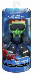 Spider-Man 3 Hasbro Movie Mini 5 Inch Plush New Goblin