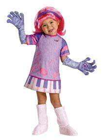 Doodlebops #6416 Deluxe Deedee Costume (Child Toddler 2T Size)